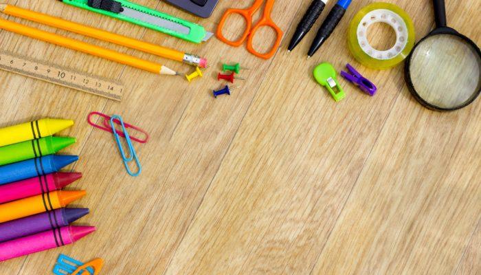 Our Preschool Binders!